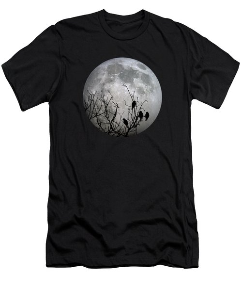 Midnight Moonshiners  Men's T-Shirt (Athletic Fit)
