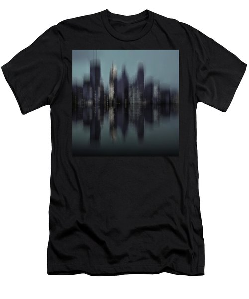 Minneapolis 1 Men's T-Shirt (Athletic Fit)