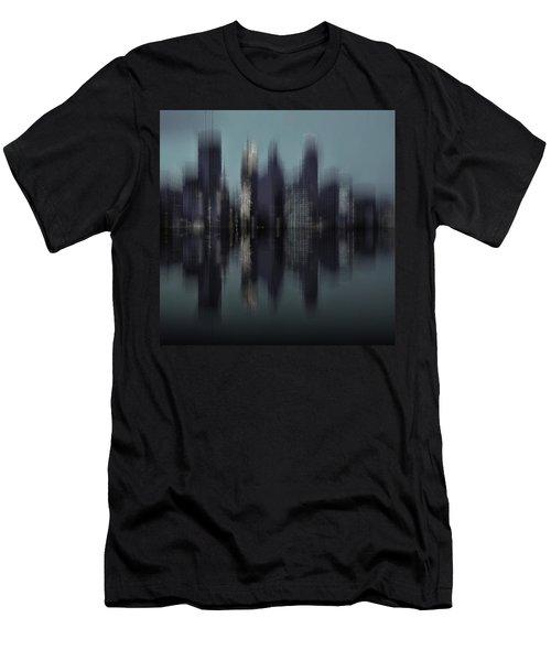 Minneapolis 1 Men's T-Shirt (Athletic Fit)