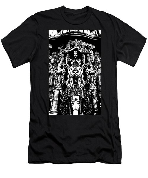 Momento Mori Men's T-Shirt (Athletic Fit)