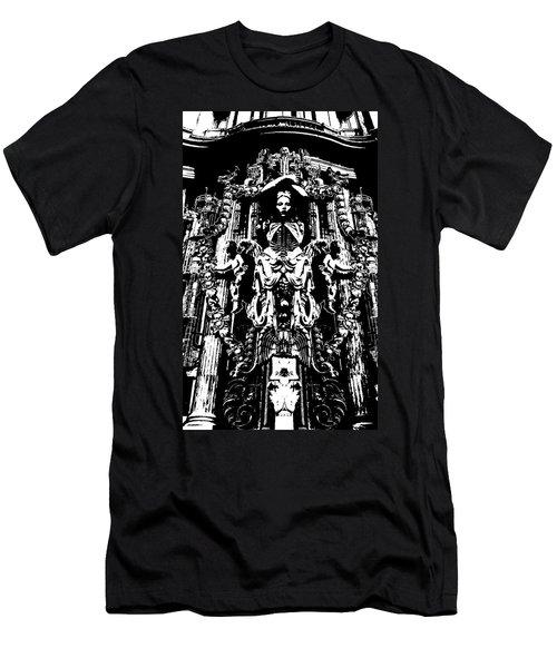 Momento Mori Men's T-Shirt (Athletic Fit)