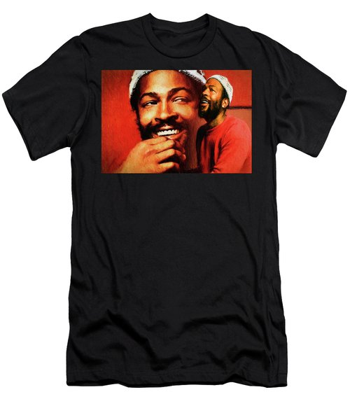 Motown Genius Men's T-Shirt (Athletic Fit)