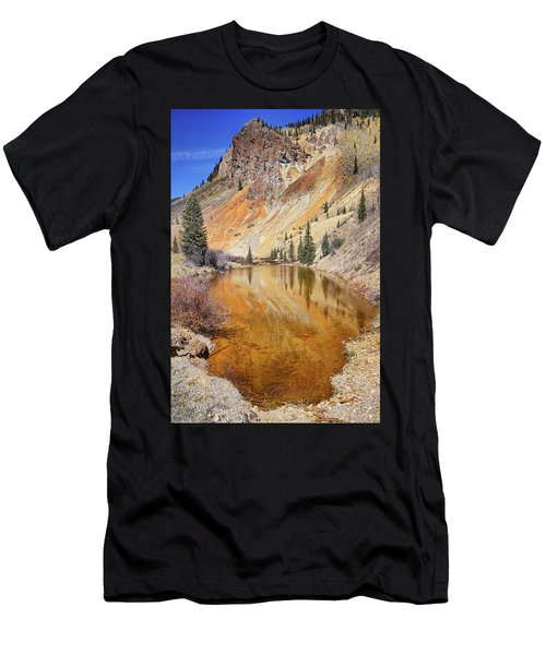 Mountain Reflections Men's T-Shirt (Athletic Fit)