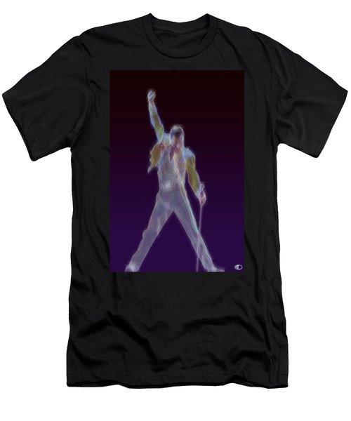Mr. Fahrenheit Men's T-Shirt (Athletic Fit)