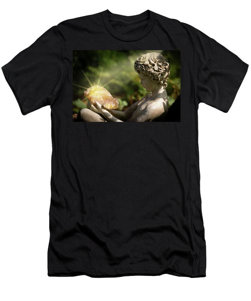 Men's T-Shirt (Athletic Fit) featuring the photograph Mystical Enchantment by Dale Kincaid