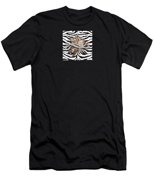 Natural Feeling Men's T-Shirt (Athletic Fit)
