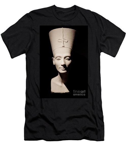 Nefertiti Men's T-Shirt (Athletic Fit)