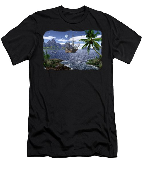 New Worlds Men's T-Shirt (Athletic Fit)