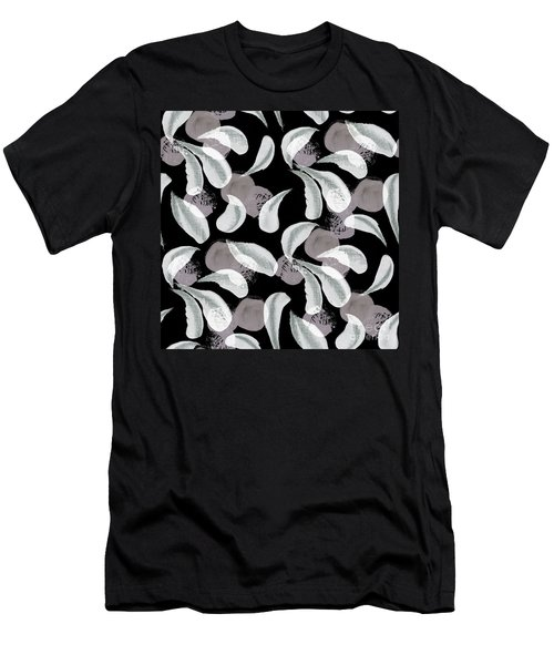 Night Forest, 2017 Men's T-Shirt (Athletic Fit)