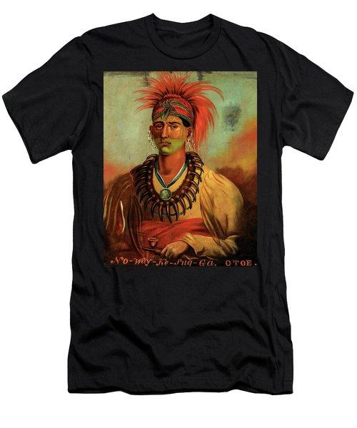 No-way-ke-sug-ga, 1840 Men's T-Shirt (Athletic Fit)