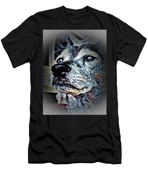 Noble Beast Men's T-Shirt (Athletic Fit)