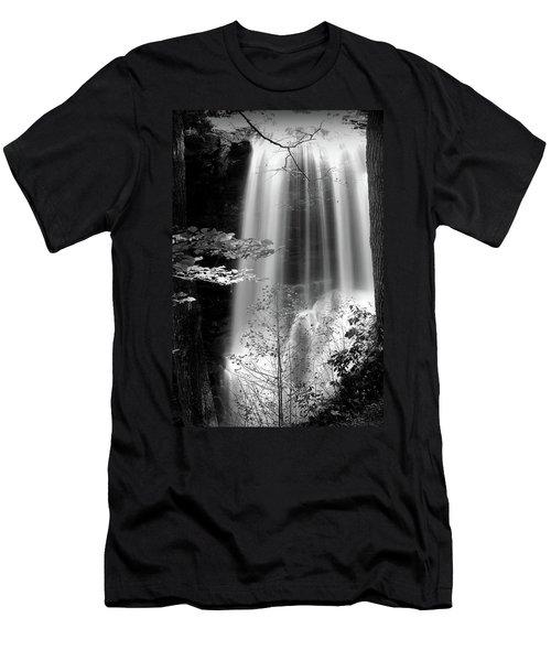 North Carolina Falls Men's T-Shirt (Athletic Fit)