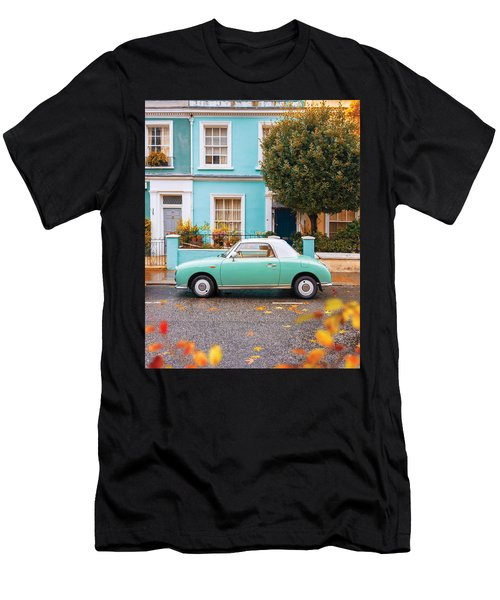 Notting Hill Vibes Men's T-Shirt (Athletic Fit)