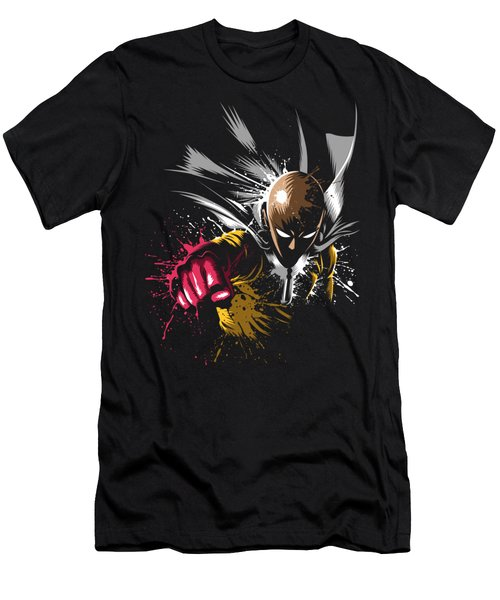 One Punch Man Men's T-Shirt (Athletic Fit)
