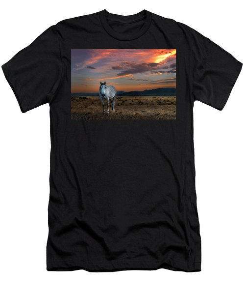 Pale Horse Men's T-Shirt (Athletic Fit)