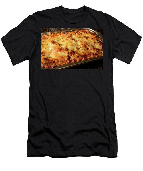 Pan Of Baked Ziti Men's T-Shirt (Athletic Fit)