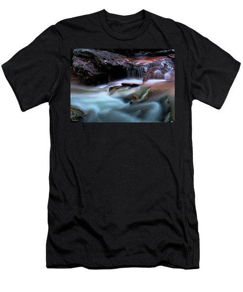Passion Of Water Men's T-Shirt (Athletic Fit)