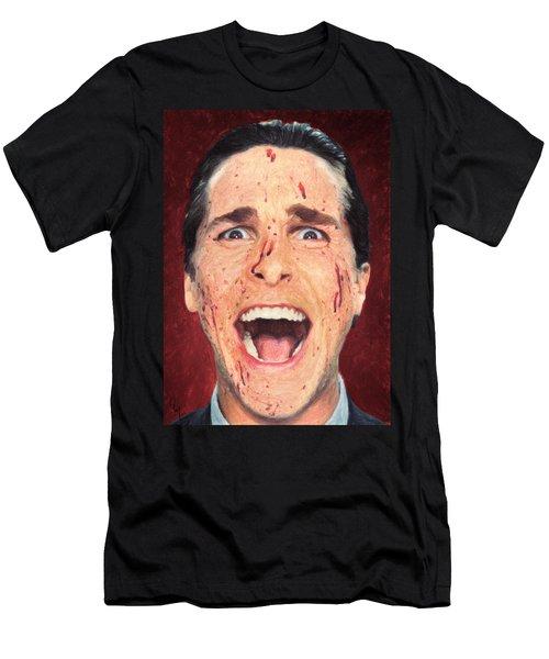 Patrick Bateman Men's T-Shirt (Athletic Fit)