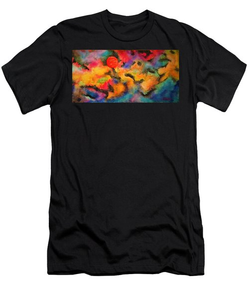 Planet Arcturus Men's T-Shirt (Athletic Fit)