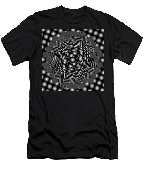 Plattiring Men's T-Shirt (Athletic Fit)