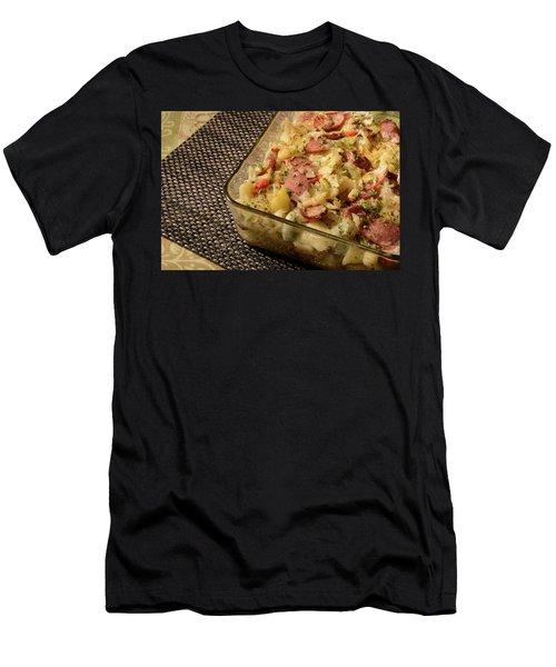 Polish Kielbasa Cuisine 4 Men's T-Shirt (Athletic Fit)