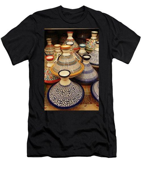 Porcelain Tagine Cookers  Men's T-Shirt (Athletic Fit)
