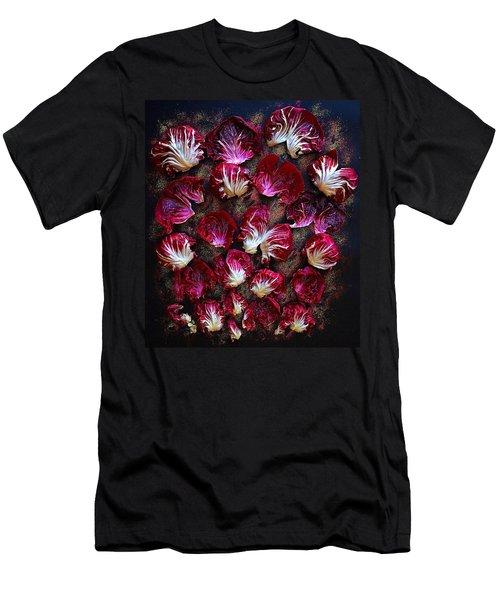 Purple Radicchio Men's T-Shirt (Athletic Fit)
