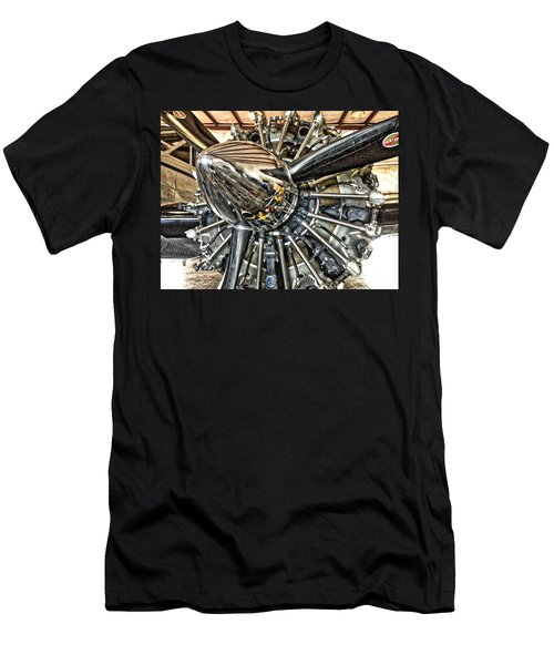 Radial Men's T-Shirt (Athletic Fit)