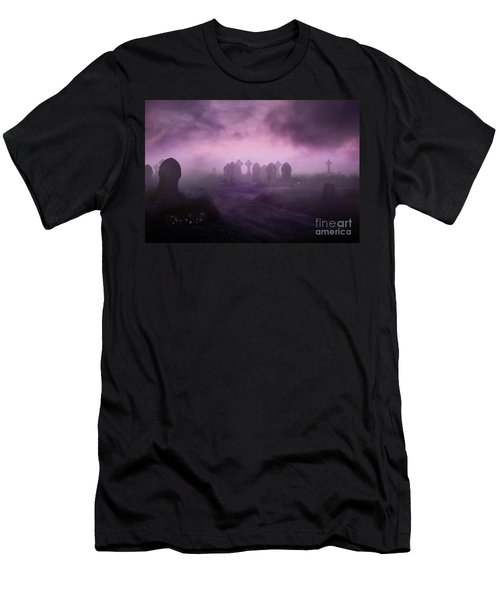 Rave In The Grave Men's T-Shirt (Athletic Fit)