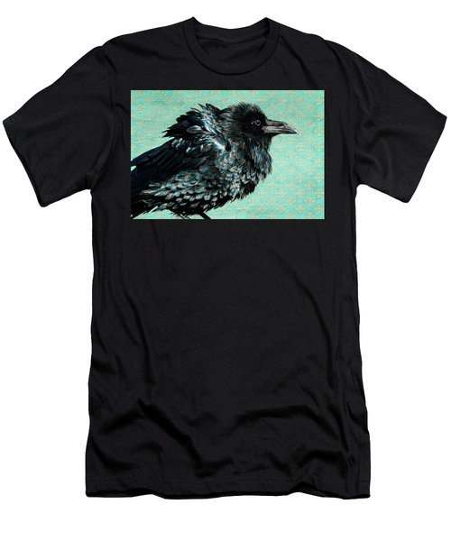 Raven Maven Men's T-Shirt (Athletic Fit)