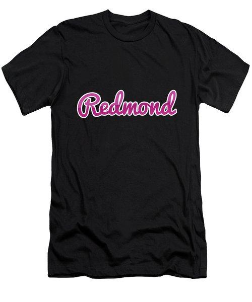 Redmond #redmond Men's T-Shirt (Athletic Fit)