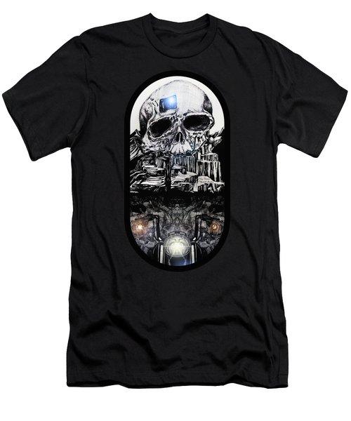 Colorado Rider Men's T-Shirt (Athletic Fit)