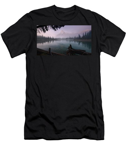 Rising From The Fog Men's T-Shirt (Athletic Fit)