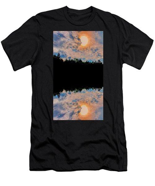 River Reflections Men's T-Shirt (Athletic Fit)
