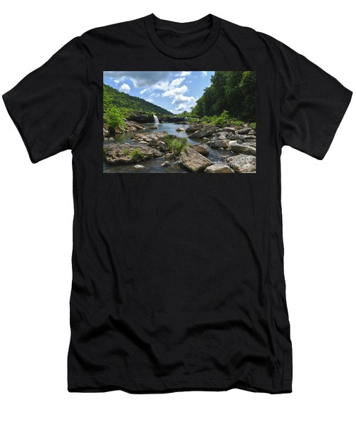 Rock Island State Park 7 Men's T-Shirt (Athletic Fit)