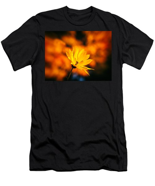 Rudbeckia Grandiflora 3 Men's T-Shirt (Athletic Fit)