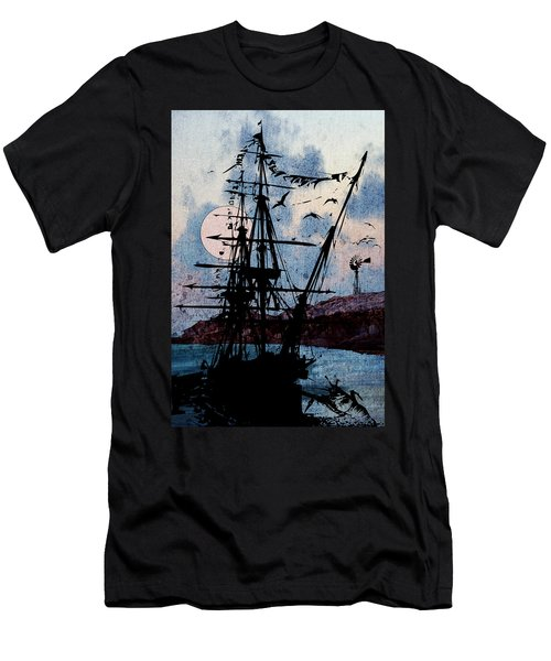 Seafarer Men's T-Shirt (Athletic Fit)