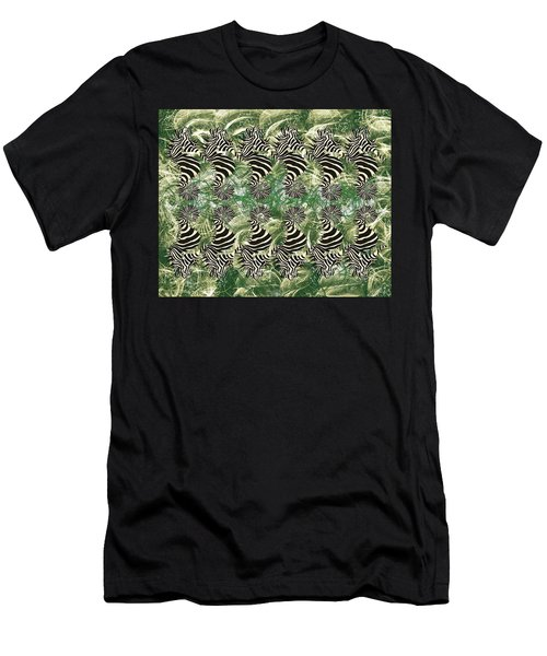 Seazebra Digital16 Men's T-Shirt (Athletic Fit)