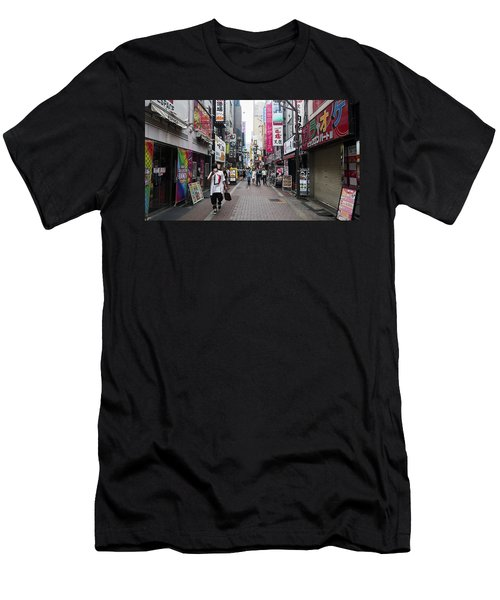 Shinjuku Men's T-Shirt (Athletic Fit)