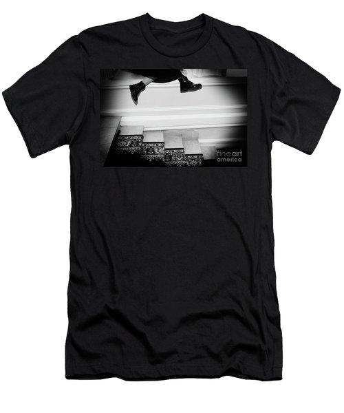 Shoes #2206 Men's T-Shirt (Athletic Fit)