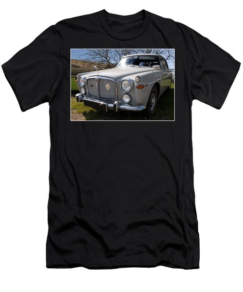 Silver Rover P5b 3.5 Ltr Men's T-Shirt (Athletic Fit)