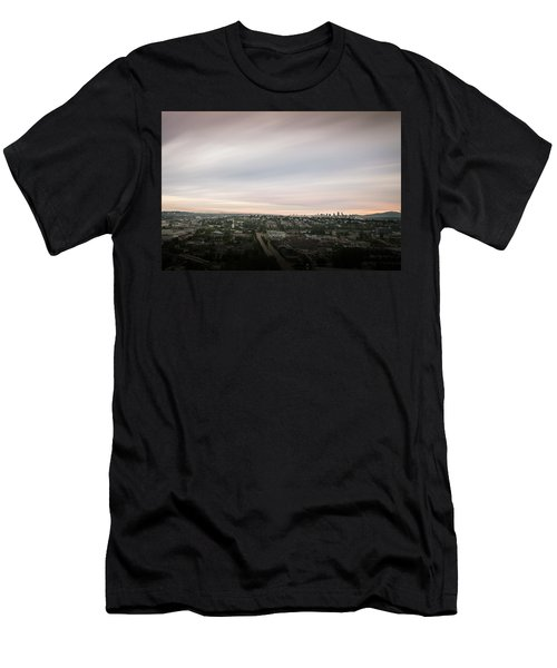Sky View Men's T-Shirt (Athletic Fit)