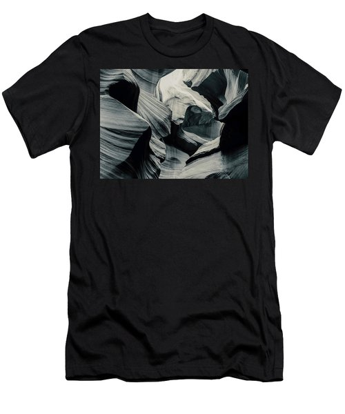 Slots Black And White, 2016 Men's T-Shirt (Athletic Fit)
