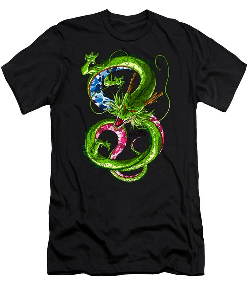 Snake Men's T-Shirt (Athletic Fit)