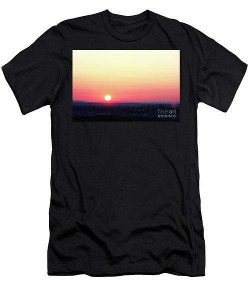 Solar Tangent Men's T-Shirt (Athletic Fit)