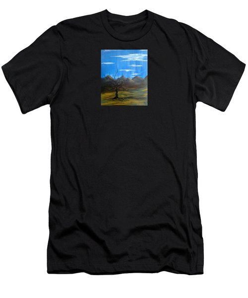 Solo And Beautiful  Men's T-Shirt (Athletic Fit)