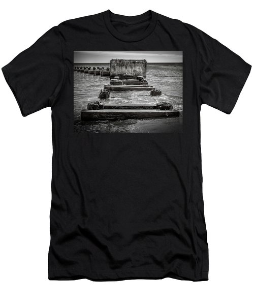Something In The Water Men's T-Shirt (Athletic Fit)