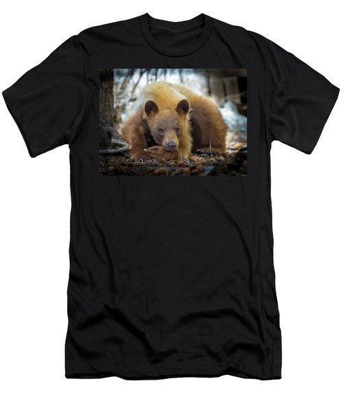 Spring Slumber  Men's T-Shirt (Athletic Fit)