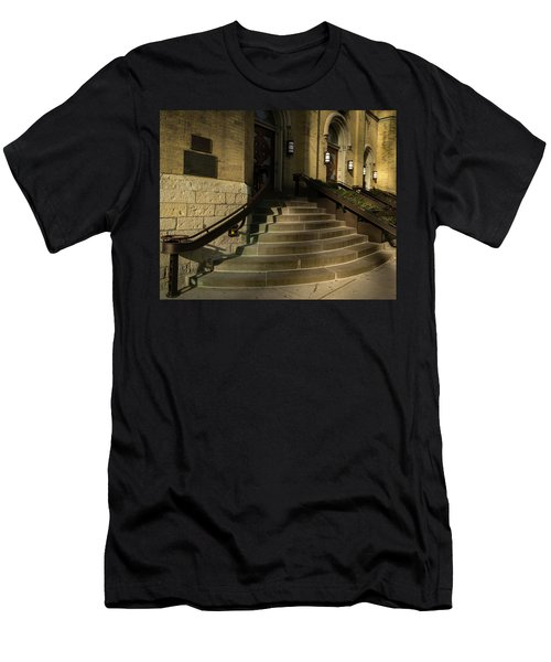 St Pete's Catholic Church Men's T-Shirt (Athletic Fit)