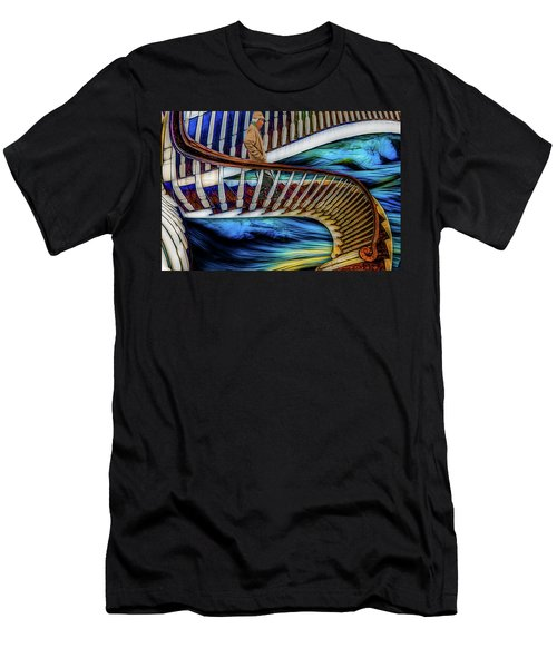 Stairway To Perdition Men's T-Shirt (Athletic Fit)